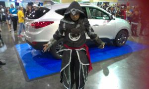 Assassin's Creed - Ezio Auditore cosplay by KingKabuto007