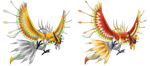 Mega Ho-Oh by Super-Sonic-101