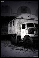Old Truck by CarloNs