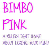 Bimbo Pink - No Art Edition by Lady-MAPI
