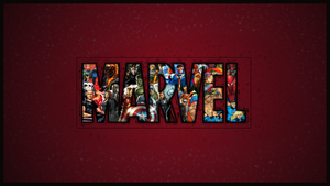 Marvel Wallpaper by The-Light-Source