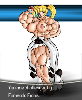 Now that is a tapestry of muscles - Colored by devmgf