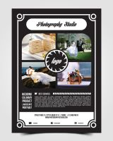 Photography Studio Flyer by pascreative