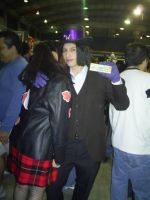 Willy Wonka cosplay by electramyers