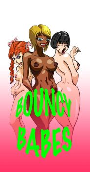 The Bouncy Babes by Herbert-The-Pervert