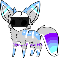 Masked Adopt (OPEN!) (NAME YOUR PRICE!) by Firestar999