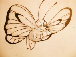 Butterfree by 3pOTuKa