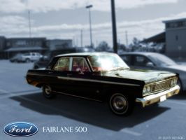 Ford Fairlane by Jason9811
