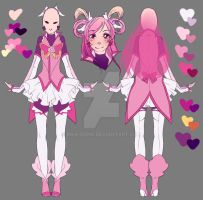 Cure Dream - Grown-up Design by rika-dono