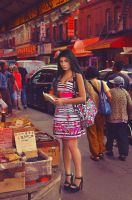 ChinaTown #3 by talksh