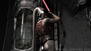 Sith Lady by The-Nullchecker