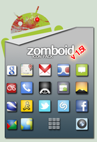 Zomboid Icons v.1.5 by LegendaryGIR