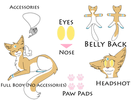 Meow Reference by maracat0901