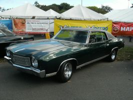 1970 Chevrolet Monte Carlo by Mister-Lou