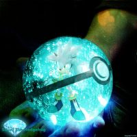 The Time Traveler pokeball by Blazestar39503