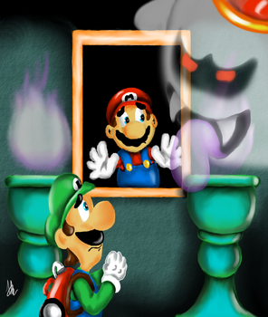 73: Trapped by Nintendragon8