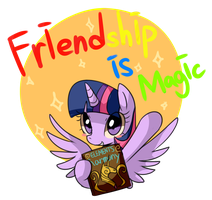 Friendship is magic by Marenlicious