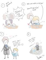 An easy victim for Sherlock's experiments by Sookybabi