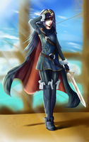 A Warriors Path - Lucina by Crazy0Ghost