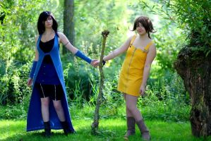 Cosplay Rinoa FFVIII by OriginalRikku