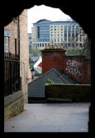 Falling to the quayside by stevezpj
