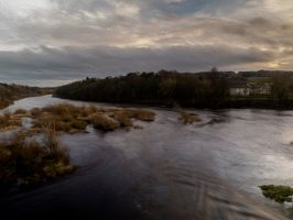River Tyne by M-Hutcheson