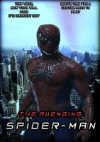The Avenging Spider-Man by stick-man-11