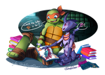 TMNTSS 2014 - and the letter B stands for... B! by juliefofisss