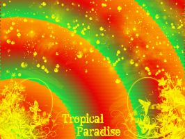 Tropical Paradise by Zeldagirl91