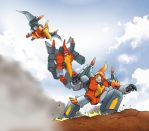Here comes Swoop by emanz