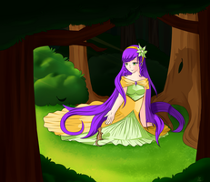 In the Forest by LucidIris