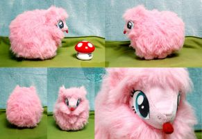 Presenting Fluffle Puff by SeshireCat