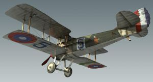 SPAD XIII Martinus Stenseth by lukem78