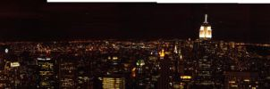 New York City Panorama by LezzieLexi2QT2BSTR8