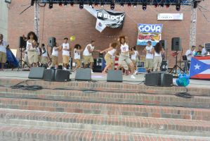Puerto Rican/Latin Festival, Rockin Hip Hop 42 by Miss-Tbones