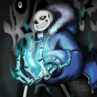 Pissed Sans by LeleYume