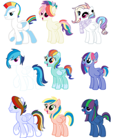 MLP Adopt: Guess the (Rainbow Dash)Ship! -CLOSED- by ChopstickGirl241