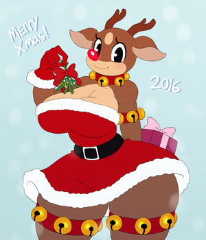 Merry Xmas '16 by ss2sonic
