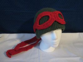 Ninja turtle hat by Rei2jewels
