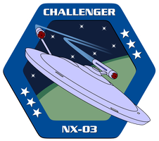 NX-03 Challenger Assignment Patch by Rekkert