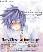 LxLight Christmas Info and ID by LxLight
