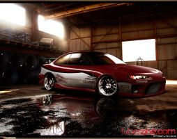 Toyota Trueno by Psyco-Design