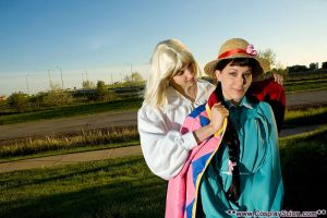 Howl and the Hatter by The-Cosplay-Scion