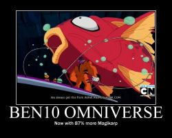Ben 10 Omniverse: A wild crossover has appeared by dragolianx