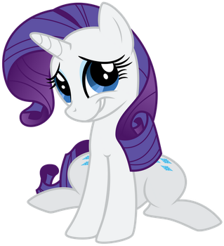 Guilty Rarity by liamwhite1