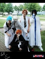 Bleach Cosplay Group 1 by Evil-Siren