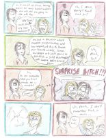 Vampire Chronicles Comic 4 by QuinnthePrincess