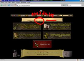 runescape wtf by revesburger