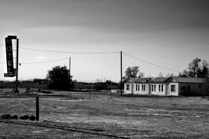 Motel on Route 66 by flop404