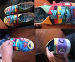 Look at the Shoes I Made! Part 1 by Iwillbethenextrobin
